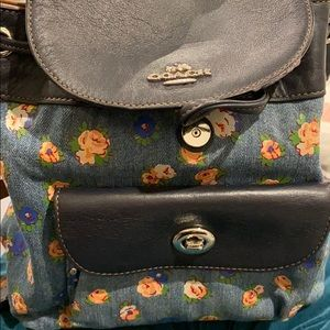 Coach bag limited edition